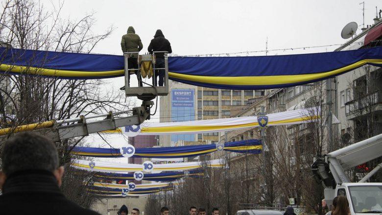 """Vetëvendosje kërkon të kthehet flamuri kombëtar """"Te Rrethi"""""""