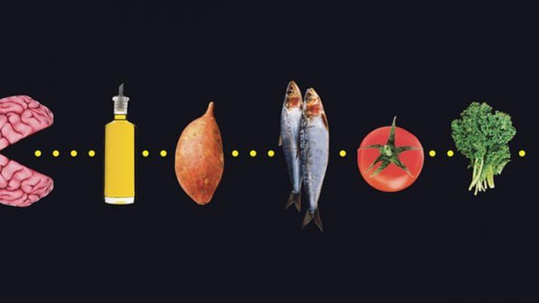 Nuk është vetëm çështje e gjenetikes: ushqimet që e ndihmojnë dhe dëmtojnë trurin