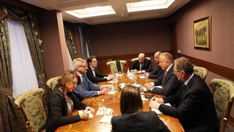 Pacolli: Ratifikimi i demarkacionit do hapë shumë mundësi të reja për kosovarët