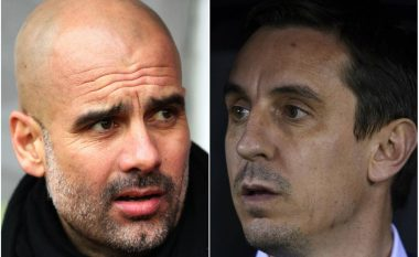 Guardiola ia kthen Nevillet: Ke qenë vet trajner, duhet ta kuptosh se puna ime është serioze