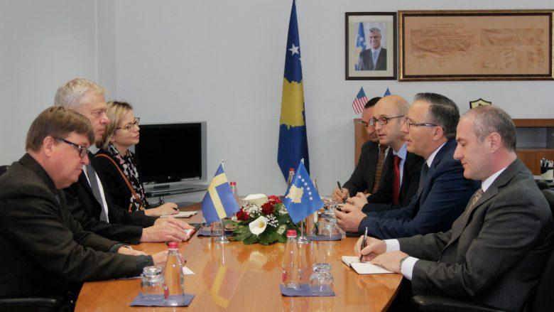 Suedia do ta përkrah Kosovën në projektin 'Protax 2'