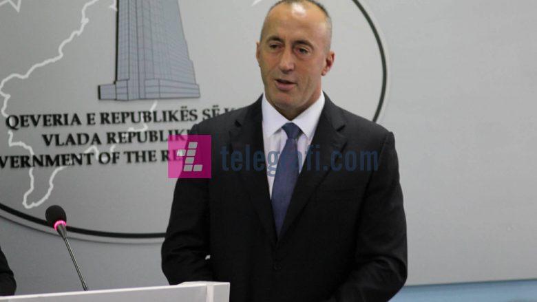 Haradinaj takon sot një delegacion të lartë të BE-së