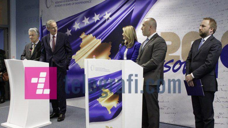 Haradianaj: Rruga e integrimit evropian të Kosovës s'ka alternativë