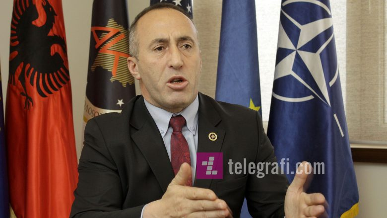 Haradinaj: Flamuri kombëtar, flamur i lirisë sonë
