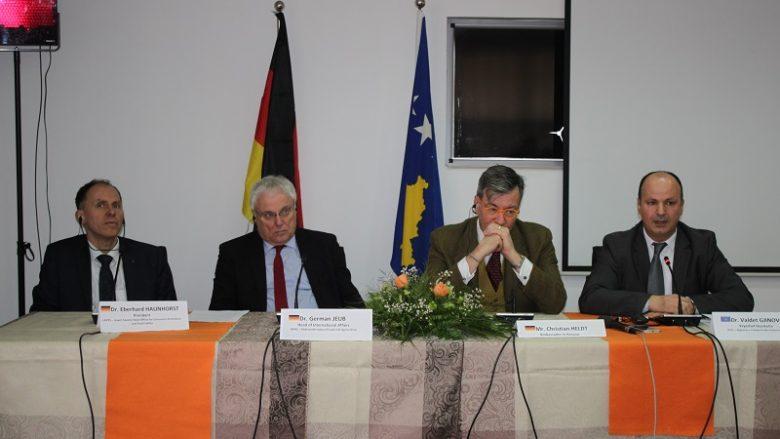 Gjermania do të vazhdoj mbështetjen për AVUK-un
