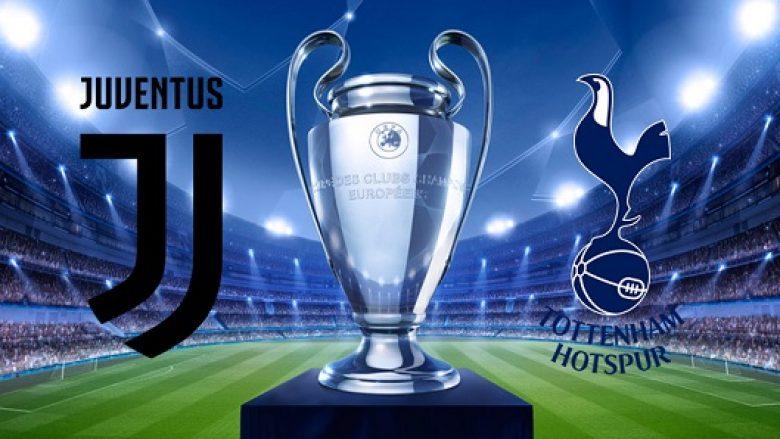 Juve – Tottenham: Formacioni i mundshëm, edhe Lichtsteiner i shtohet listës së mungesave