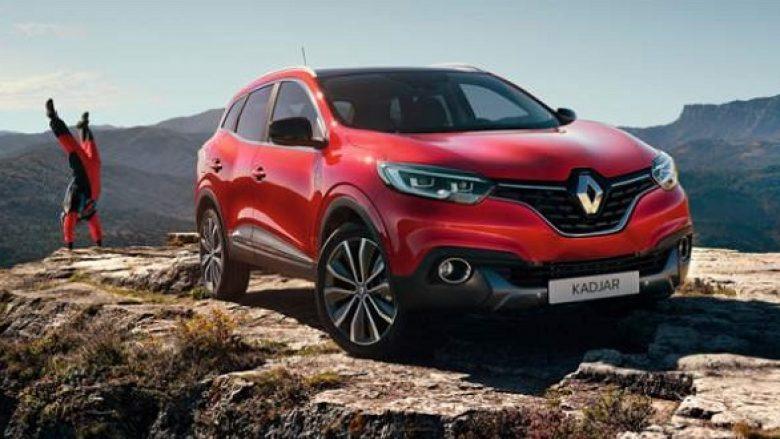 Renault Clio, Captur dhe Kadjar me ofertën më të mirë për 10 vjetorin e Pavarësisë (Foto)