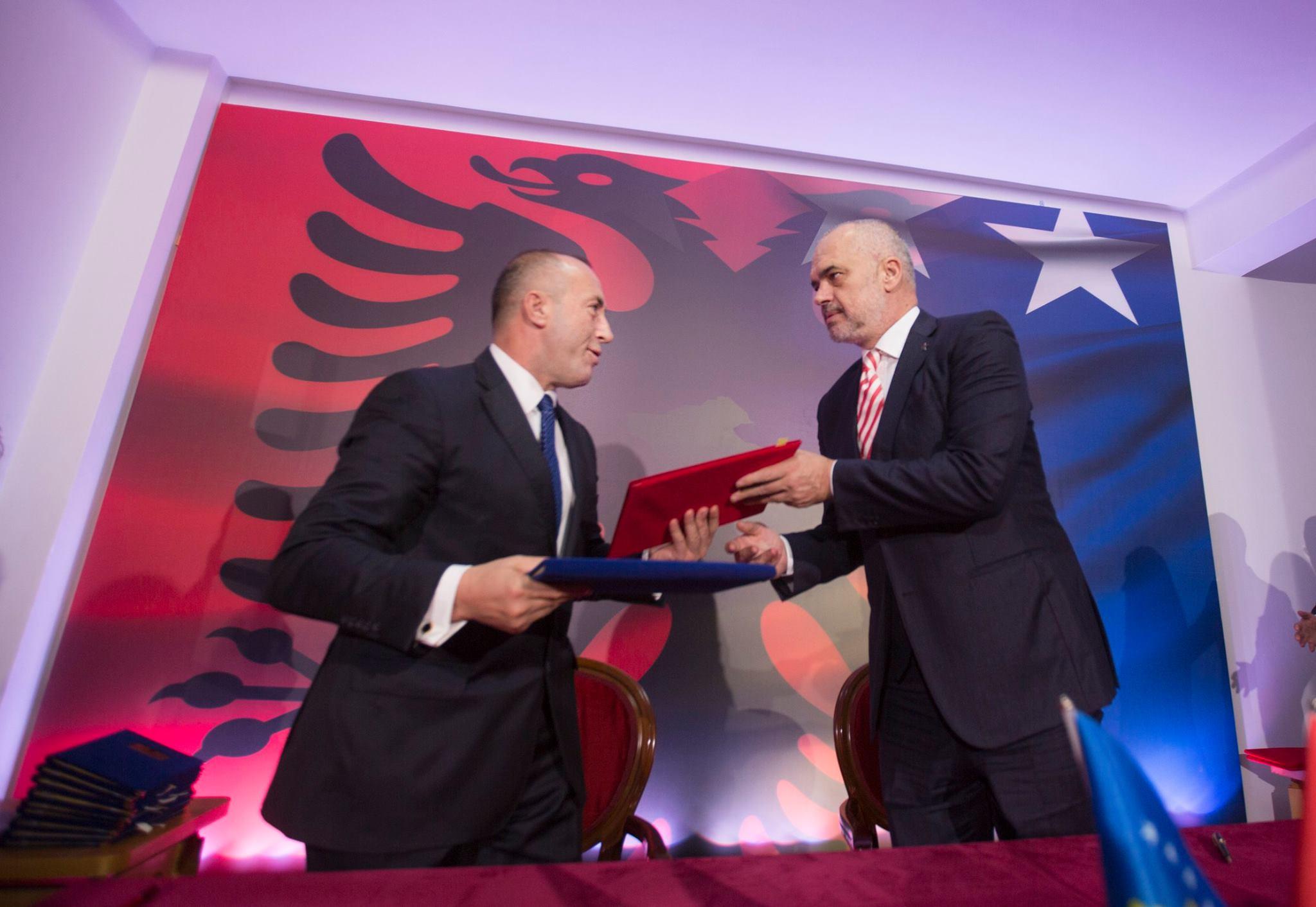 Kosovë-Shqipëri, shumë politikë por pak ekonomi