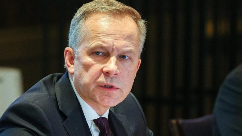 Arrestohet Guvernatori i Bankës Qendrore të Letonisë