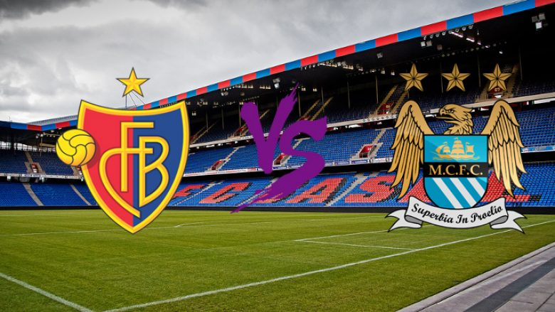 Formacionet startuese: City favorit ndaj Baselit