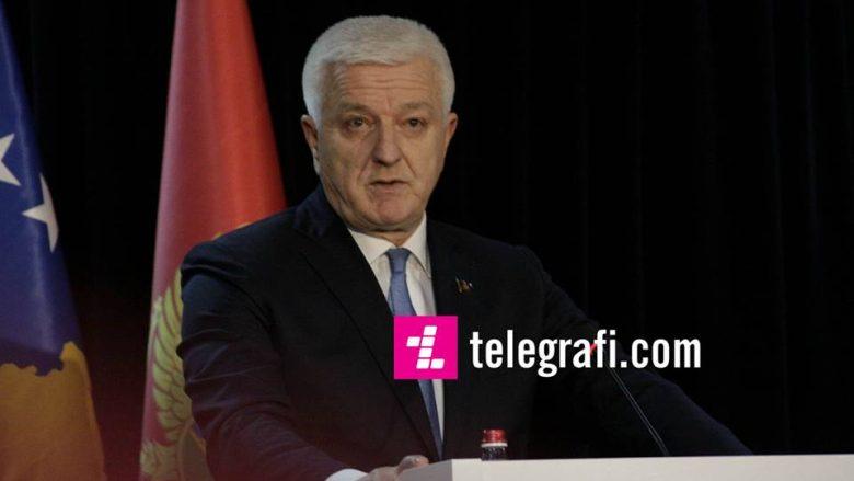Markoviq: Mali i Zi dëshiron që çështja e demarkacionit të zgjidhet sa më mirë