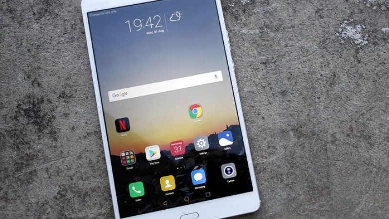 Huawei vjen me tabletin e ri MediaPad M5
