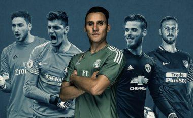 Real Madridi në kërkim të portierit, katër emra në listë për pasardhësin e Navas