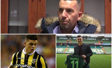Rashica te Werderi - Klubi i Vushtrrisë mbush arkat, kryetari Imeri flet për shumën që i takon klubit nga Kosova, rregullin e FIFA-s dhe investimet