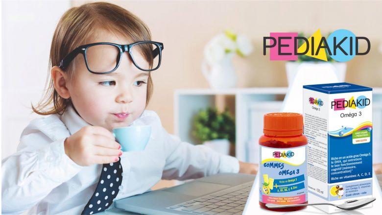 Omega 3 –  Për mendje të zgjuar dhe zhvillim të mirë të fëmijës