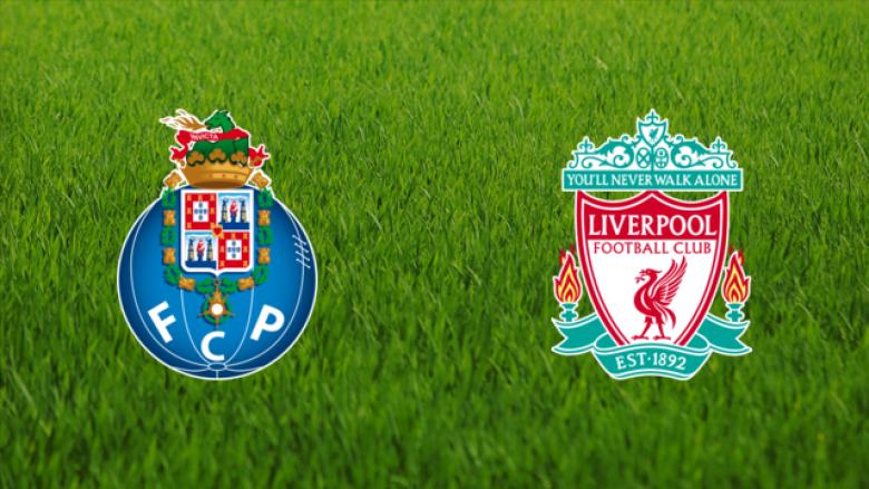 Formacionet e mundshme, Porto – Liverpool