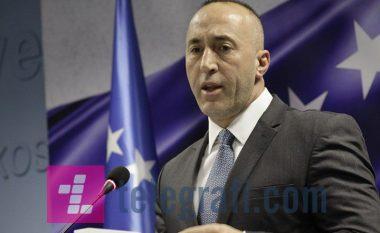 Haradinaj: Ndarja e Kosovës do të thoshte një luftë e re në Ballkan