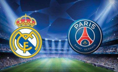Formacionet e mundshme: Real Madrid - PSG