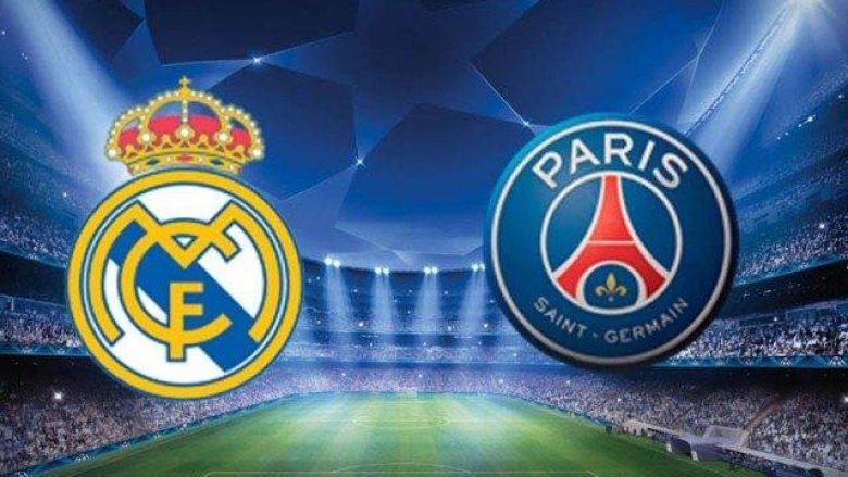 Formacionet e mundshme, Real Madrid – PSG