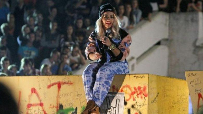 Rita Ora performon në ora 22:00 për 10 vjetorin e pavarësisë