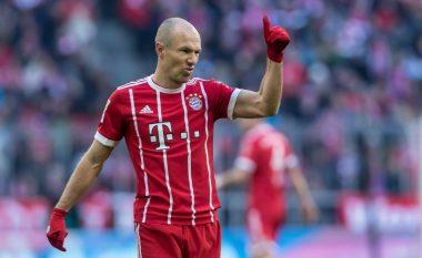 Robben konfirmon se në fund të sezonit largohet nga Bayerni