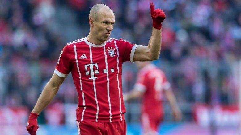 Robben do të largohet në fund të sezonit