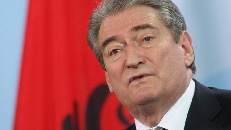 Berisha tregon projektin që përfaqëson Kosovën dhe qëndrimi që duhet të mbajë Tirana