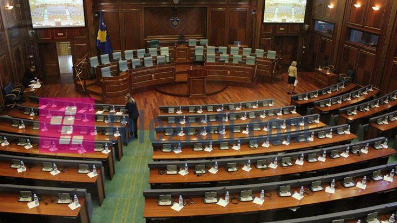 Seanca e nesërme e Kuvendit shtyhet për një ditë tjetër