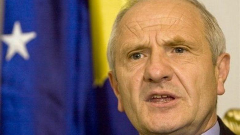 Sejdiu: Zgjidhja e çështjes së demarkacionit në interes të Kosovës