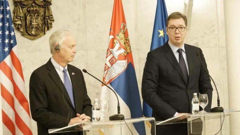 Vuçiq kërkon nga amerikanët marrëveshje me Kosovën, por të mos poshtërohet Serbia