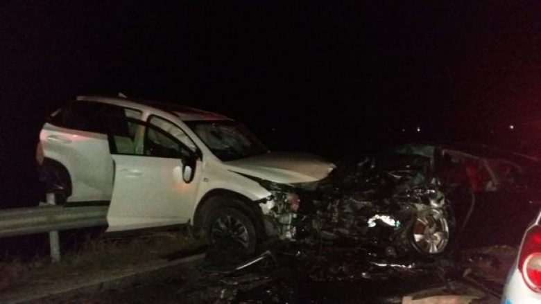 Aksident i rëndë në Shkodër, humbin jetën baba me dy fëmijët