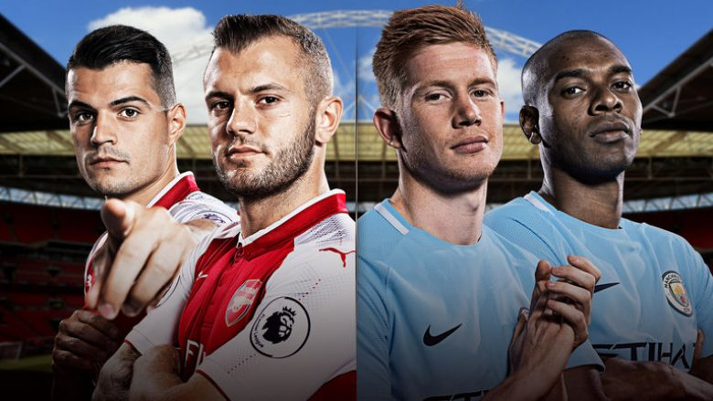 Carabao Cup: Arsenal – Manchester City, formacionet zyrtare të finales