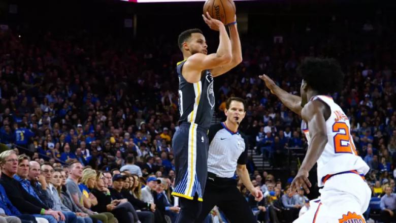 Golden State vazhdon me fitore, Spurs pësojnë nga Utah në top formë