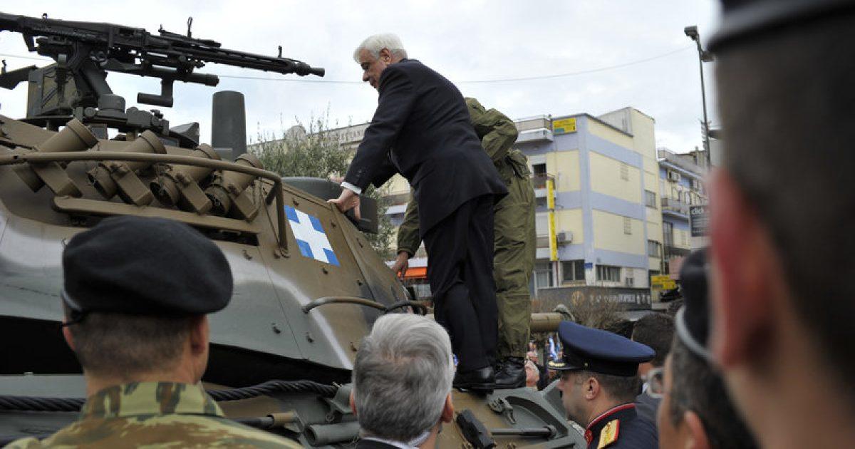 i-hipur-mbi-nje-tank-presidenti-grek-ka-nje-mesazh-per-erdoganin-i-respektojme-miqte-por-nuk-u-frikesohemi-armiqve
