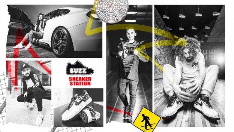 Atletet e VIP-ve i sjellë dyqani më i ri Buzz në Albi Mall