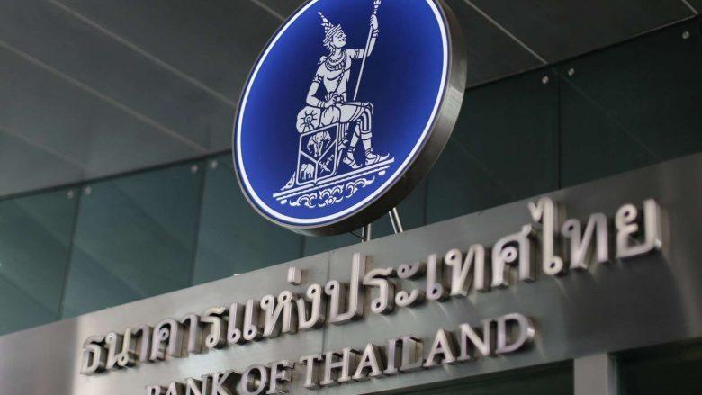 Banka Qendrore e Tailandës ndalon aktivitetet e kriptovalutave