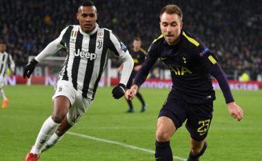 Remi në Torino, Juve shënon dy gola - por aq i realizon edhe Tottenhami