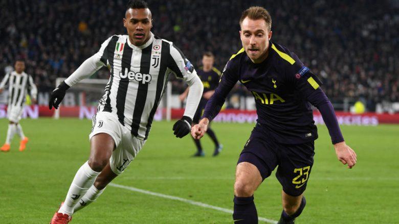 Remi në Torino, Juve shënon dy gola – por aq i realizon edhe Tottenhami