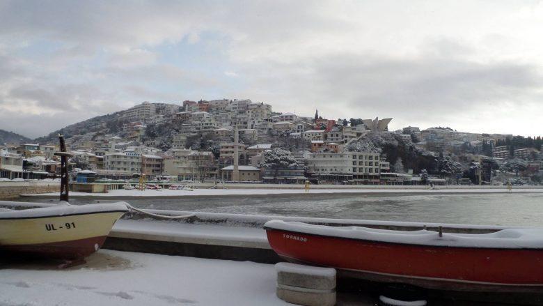 Pamje mahnitëse në bregdetin e Ulqinit (Video)