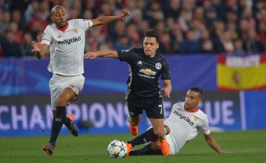 Sevilla dhe Unitedi luajnë pa gola