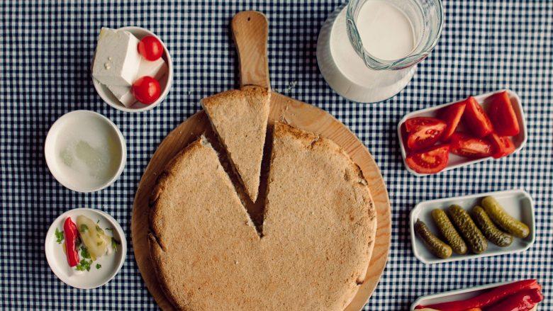 Receta e përkryer për përgatitjen e bukës së misrit (kollomoqe)