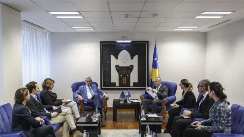 Haradinaj: Hyrja e Kosovës në NATO do të kontribuonte për paqe në rajon