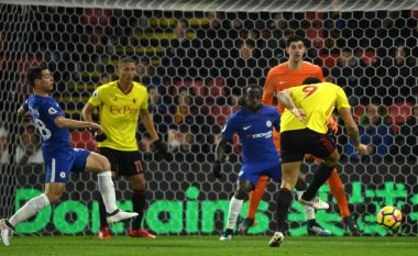 Chelsea turpërohet edhe nga Watfordi (Video)