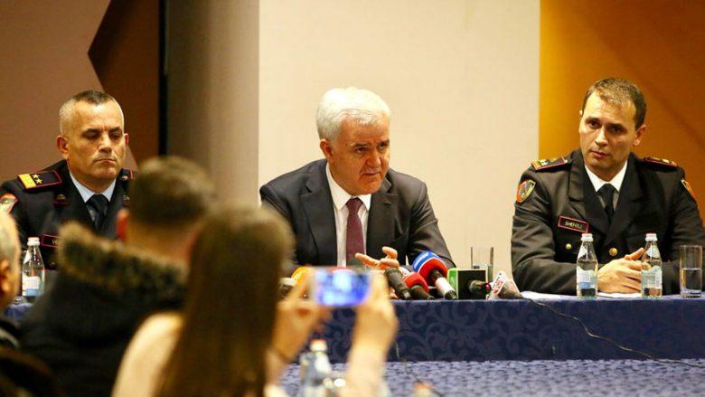 Xhafaj: Presim rezultate të tjera kundër krimit të organizuar