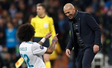 Zinedine Zidane: Kishim paraqitje të shkëlqyer, por asgjë s'ka përfunduar