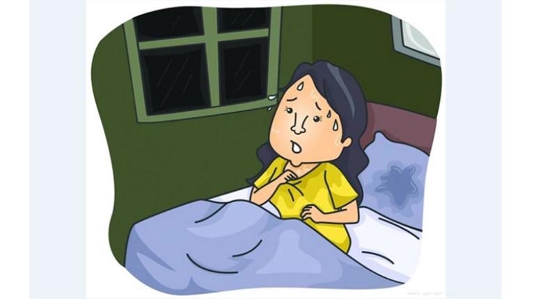 Arsyet pse keni afshe të nxehta dhe djersini gjatë natës: Ç'tregon kjo gjë për gjendjen tuaj shëndetësore