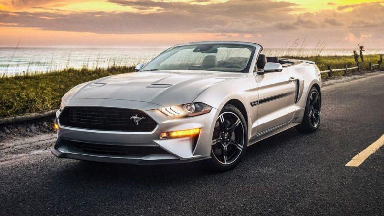 Ford Mustang GT California Special vjen më 2019 (Foto)