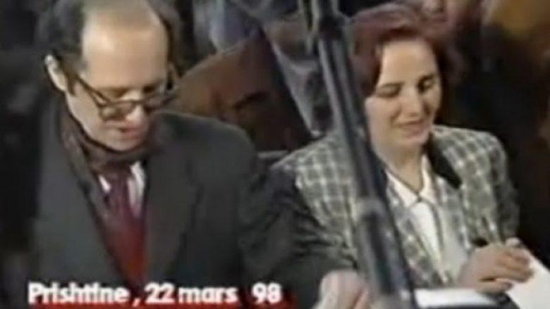 20 vjet nga zgjedhjet parlamentare në Kosovë, konkuronte edhe një kandidat i pavarur nga Dragashi