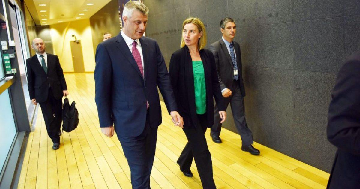 Kushtet e opozitës për t'u përfshirë dhe udhëhequr dialogun me Serbinë