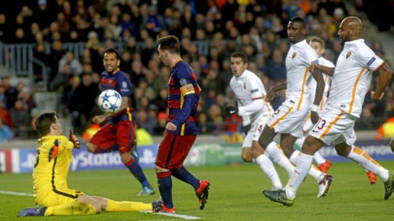 Shorti nxori përballjen Barcelona-Roma, situata e skuadrave para përballjes